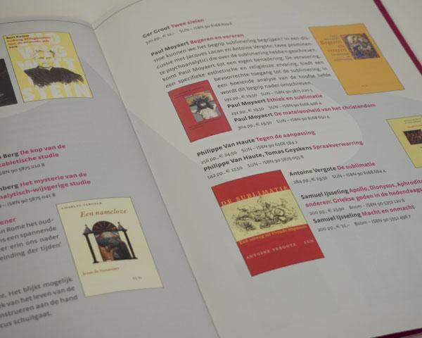 Catalogus Boom Uitgeverij