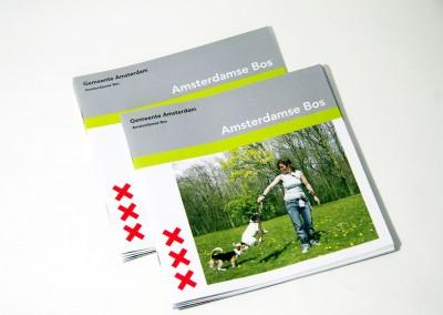 Amsterdams Bos Informatieboekje