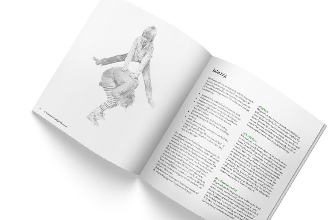 Leergym oefenboek