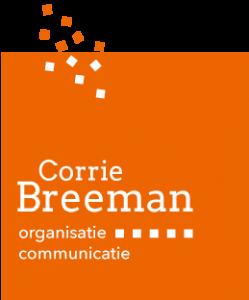 Logo Corrie Breeman