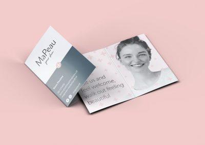 MaPeau visitekaartje