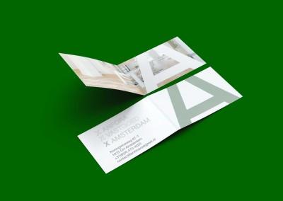 Visitekaartje Anfora