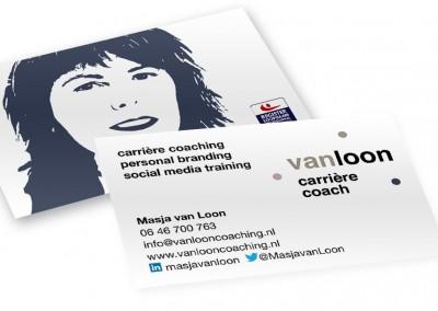 Van Loon visitekaart